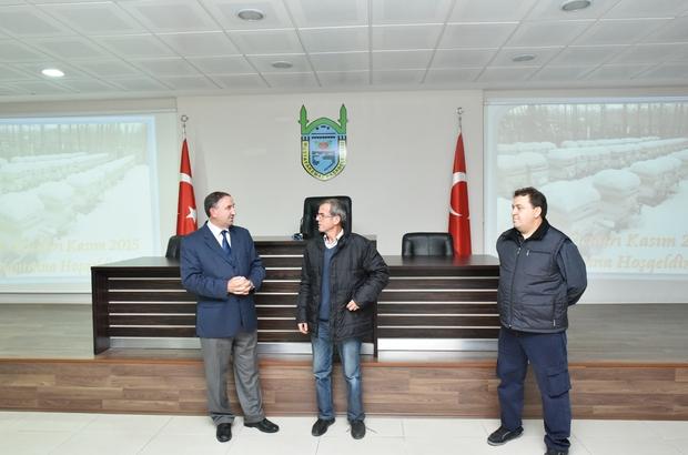 BELEDİYE'DEN ARICILARA DESTEK
