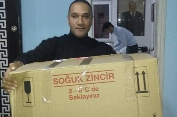 ÜLKÜ OCAKLARI'NDAN BAYIR BUCAK TÜRKMENLERİNE 1 TIR YARDIM GÖNDERİLDİ
