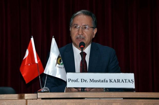 PROF. DR. MUSTAFA KARATAŞ, 'SÜNNETİN DOĞRU ANLAŞILMASI VE HAYATA YANSIMASI'NI ANLATTI