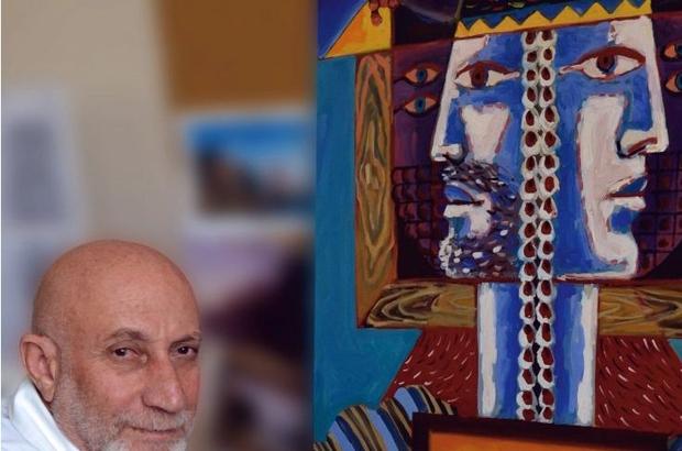 AZERİ AKADEMİSYENİN RESİMLERİ SANKO SANAT GALERİSİ'NDE SERGİLENECEK