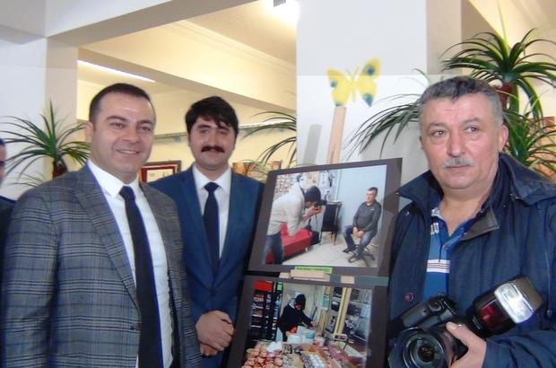 ERCİŞ'TE 'EMEK VE ALIN TERİ' İSİMLİ FOTOĞRAF SERGİSİ
