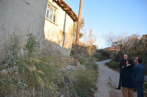 KARACABEY'DE KIRSAL MAHALLELERDE ÇALIŞMALAR TAM GAZ DEVAM EDİYOR