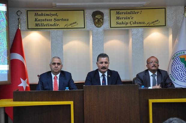 TOROSLAR BELEDİYE MECLİSİ TOPLANDI