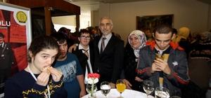 ENGELLİ ÇOCUKLAR 'KAĞITHANE'DE EMPATİ ZAMANI'  İLE EĞLENDİ