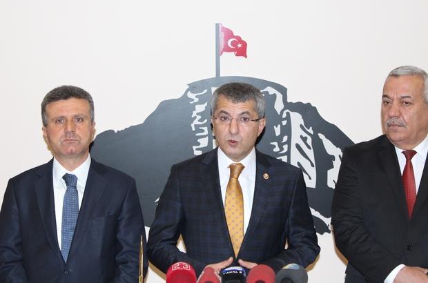 AK PARTİLİ SERDAR'DAN 'ANAYASA' DEĞERLENDİRMESİ