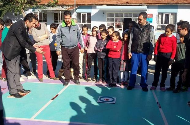 HEMSBALL İNCİRLİOVA'DA TANITILDI