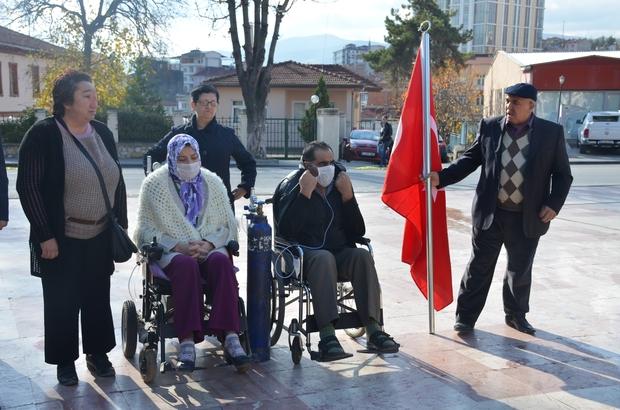 """BİLECİK VALİLİĞİNDEN """"ENGELLİLER SOĞUKTA BEKLETİLDİ"""" HABERİYLE İLGİLİ AÇIKLAMA"""