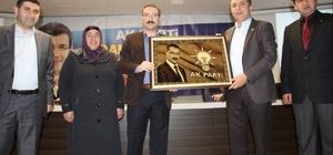 AK PARTİ ÇORUM TEŞKİLATI DANIŞMA MECLİSİ TOPLANTISI