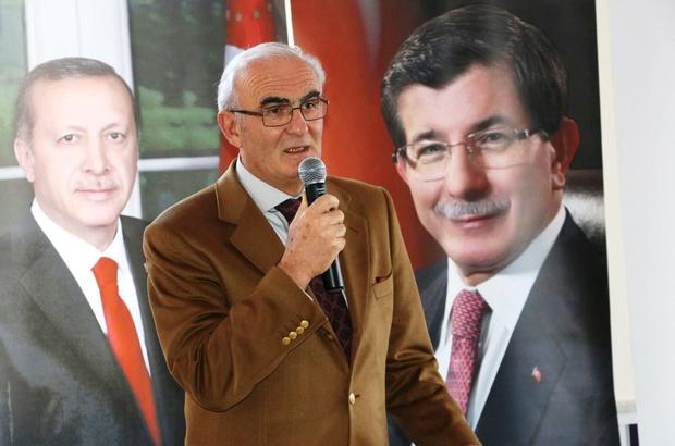 AK PARTİ AYVACIK İLÇE DANIŞMA KURULU TOPLANTISI