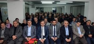AK PARTİ AFYONKARAHİSAR MERKEZ İLÇE DANIŞMA MECLİS TOPLANTISI