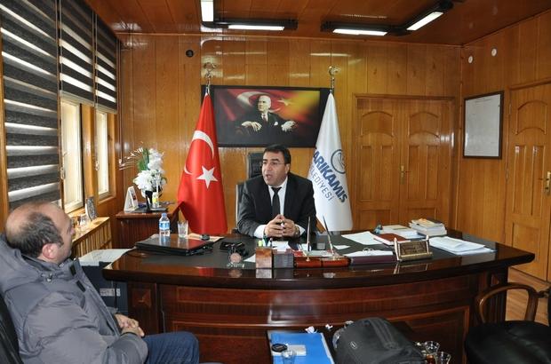 SARIKAMIŞ KAYAK TESİSLERİ OCAK'IN İLK HAFTASI'NA HAZIR!