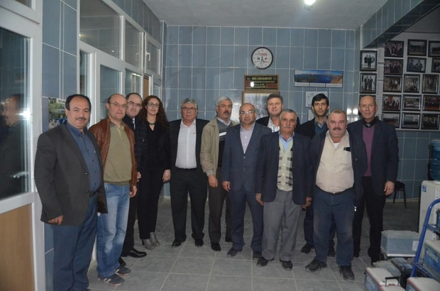 SALİHLİ TSO'DAN SELENDİ'DE GİRİŞİMCİLİK BİLGİLENDİRMESİ