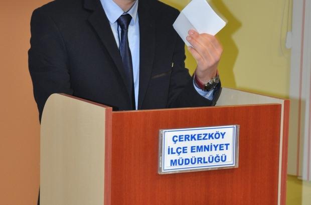 """""""İLETİŞİM YOLUYLA DOLANDIRICILIK"""" TOPLANTISI"""