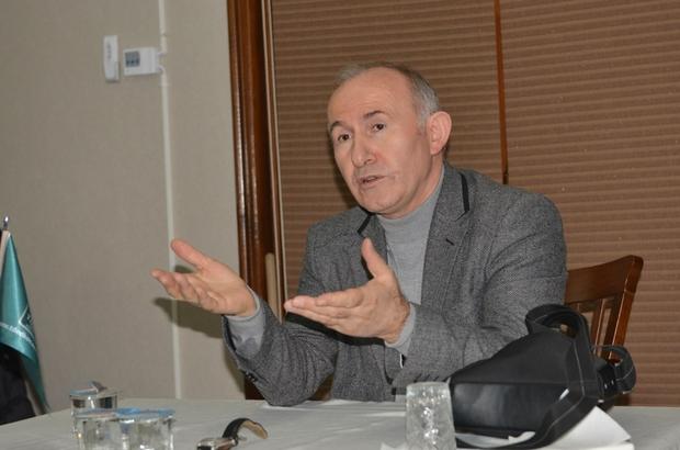 PROF. DR. AHMET ŞİMŞİRLİGİL, TDED'E KONUK OLDU