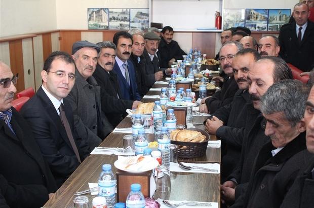 SELİM'DE KÖYLERE HİZMET GÖTÜRME BİRLİĞİ TOPLANTISI YAPILDI