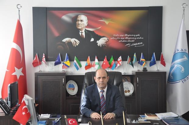 KAÜ REKTÖRÜ PROF. DR. SAMİ ÖZCAN'IN KANDİL MESAJI