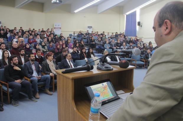 ELAZIĞ'DA GİRİŞİMCİLİK PANELİ YAPILDI