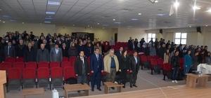 ÇELTİK'TE TÜBİTAK BİLGİLENDİRME TOPLANTISI YAPILDI
