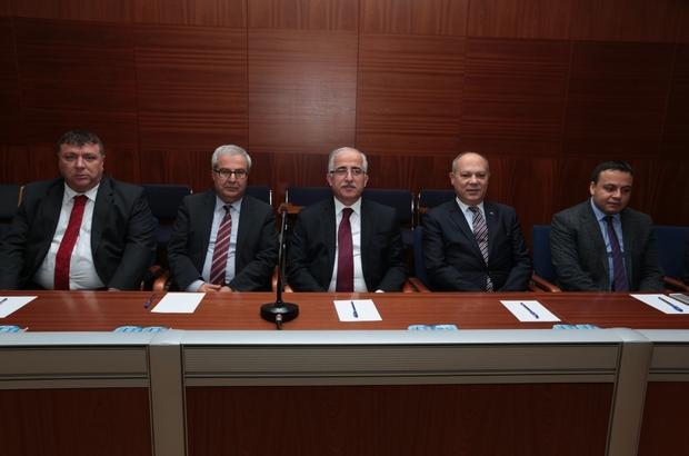 BEYLİKOVA TARIMA DAYALI İHTİSAS BESİ ORGANİZE SANAYİ BÖLGESİ TOPLANTISI