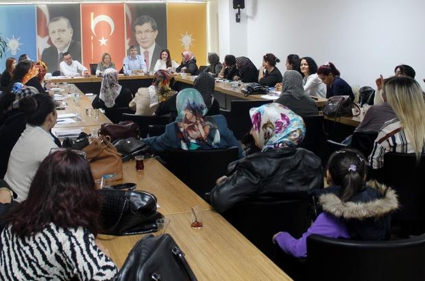 """""""HEDEF 500 BİN ÜYE"""" PROJESİNE KADIN ELİ DEĞECEK"""