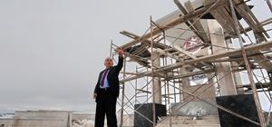 SEYDİLER'E, ŞEHİT ŞERİFE BACI'NIN ANITI YAPILIYOR