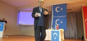 BURHANİYE'DE TÜRKMEN KONFERANSI