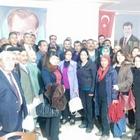 AK PARTİ'DE İLÇE DANIŞMA MECLİSİ TOPLANTILARI GERÇEKLEŞTİRİLDİ
