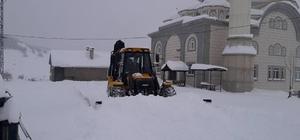 GİRESUN'DA 460 KÖY YOLU ULAŞIMA KAPANDI