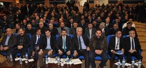 AK PARTİ KARS İL BAŞKANLIĞI'NCA 'İL DANIŞMA KURULU TOPLANTISI' YAPILDI