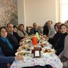 İSTANBUL'DAKİ KARAHALLILILAR, VAKIF KAHVALTISINDA BULUŞTU