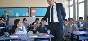 PALU'DA 'GELECEĞİM İÇİN OKUYORUM' KAMPANYASI BAŞLADI