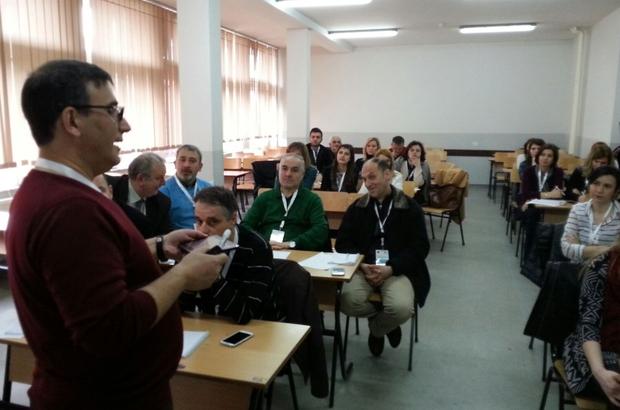 GAZİANTEP'TEN KOSOVA'YA EĞİTİM KÖPRÜSÜ