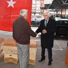 KARABÜK'TE ARI ÜRETİCİLERİNE KOVAN DESTEĞİ