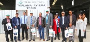 TORBALI'NIN ÇÖP TESİSİ MODEL OLUYOR