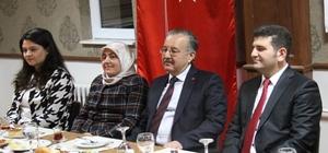 """KARS'TA """"HUZURLU OKUL HUZURLU TOPLUM"""" PROJESİ DEĞERLENDİRME TOPLANTISI"""