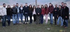 CHP'NİN GENÇLERİ İZMİR'DEN ÇANAKKALE YOLCUSU