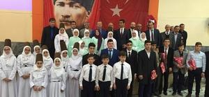 """ARTVİN'DE """"HOŞ SEDA KURAN-I KERİM VE EZAN OKUMA YARIŞMASI"""" DÜZENLENDİ"""
