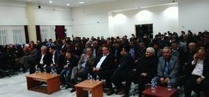 AK PARTİ İHSANİYE İLÇE DANIŞMA MECLİS TOPLANTISI YAPILDI