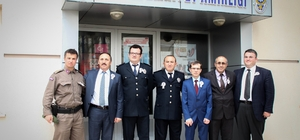 YUNAK'TA POLİS HAFTASI KUTLANIYOR