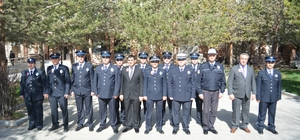 TERCAN'DA TÜRK POLİS TEŞKİLATI'NIN 171.KURULUŞ YILDÖNÜMÜ ETKİNLİKLERİ