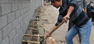 KOYUHİSAR'DA 4 BİN 860 METRE SULAMA KANALI YAPILDI
