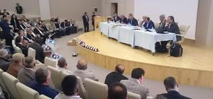 SEYDİŞEHİR'DE YERELDE KALKINMA VE İSTİŞARE TOPLANTISI YAPILDI