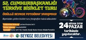 CUMHURBAŞKANLIĞI BİSİKLET TURU BEYKOZ FOTOĞRAF YARIŞMASI BAŞLIYOR