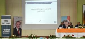 SEKMEN, İL DANIŞMA MECLİSİ TOPLANTISI'NDA BÜYÜKŞEHİR'İ ANLATTI