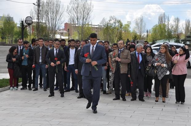 AZERBAYCAN MERHUM CUMHURBAŞKANI ALİYEV, DOĞUM GÜNÜNDE ANILDI