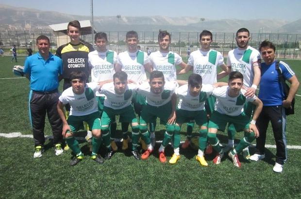 DİYARBAKIR DSİ SPOR U19'DA 2. KADEMEYE YÜKSELDİ