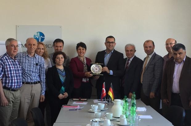 ESOGÜ, İNOVATİF FİKİRLERİN TİCARİLEŞMESİ AMACIYLA ALMANYA'DA ÇALIŞMALARINA DEVAM EDİYOR