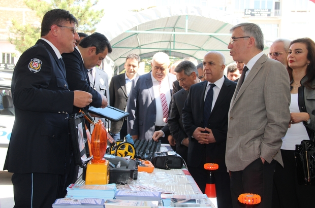 AKSARAY'DA KARAYOLU TRAFİK HAFTASI KUTLANDI