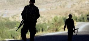 ERZİNCAN'DA TERÖRİSTLERLE SICAK TEMAS SAĞLANDI