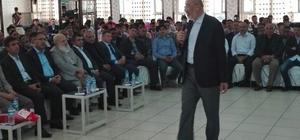 KOVANCILAR'DA 'KARDEŞLİK VE ÖZ DEĞERLERİMİZ' PANELİ